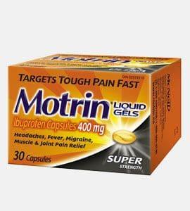 Motrin (Ibuprofen)