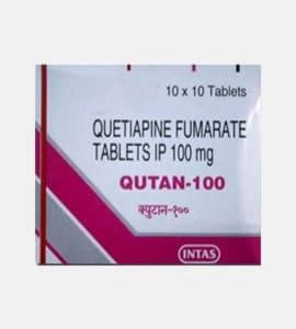 Qutan (Quetiapine)