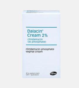 Cleocin (Clindamycin) Creme