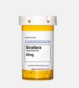 Strattera (Atomoxetin)