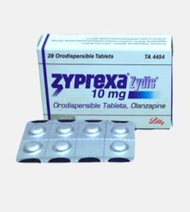 Zyprexa (Olanzapin)