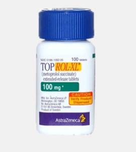Toprol XL (Metoprolol)