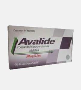 Avalide (Irbesartan)