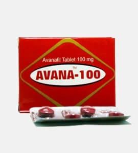 Avana (Avanafil)