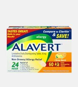 Alavert (Cyproheptadin)