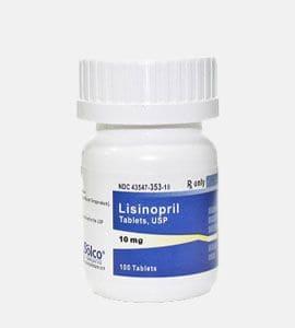 Zestril (Lisinopril)