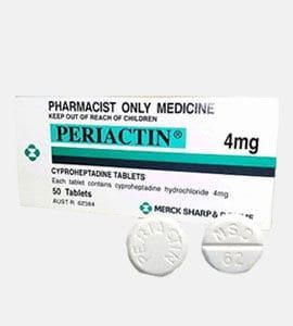 Periactin (Cyproheptadin)