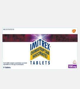 Imitrex (Sumitriptan)