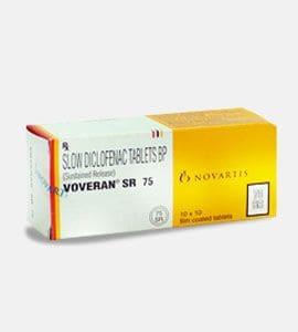 Voveran SR (Diclofenac)